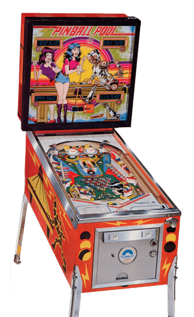flipper pinball pool
